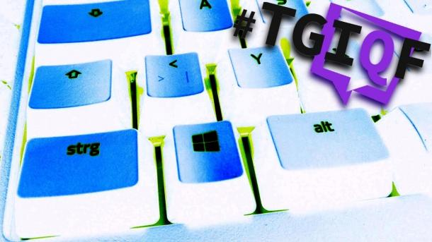 'TGIQF – das Quiz: Tastenkombinationen für Windows & Office