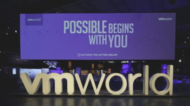 VMworld in Barcelona: VMware setzt auf Kubernetes