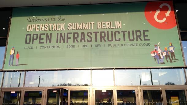 OpenStack Summit Berlin: Über Züge und Offenheit