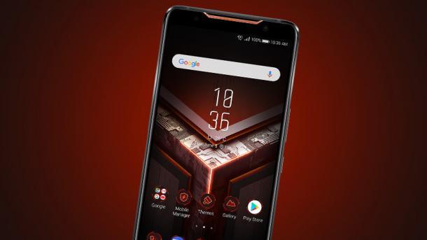Asus ROG Gaming Phone kostet in Deutschland 900 Euro