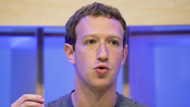 Facebook-CEO Zuckerberg