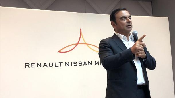 Nissan will sich von Renault-CEO Ghosn trennen