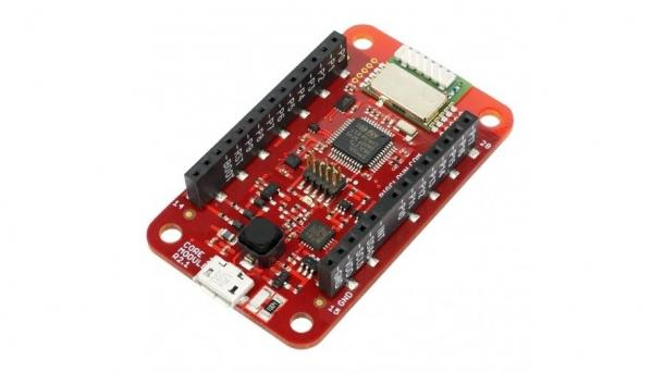 Big Clown Core Module 2: ein rotes Board