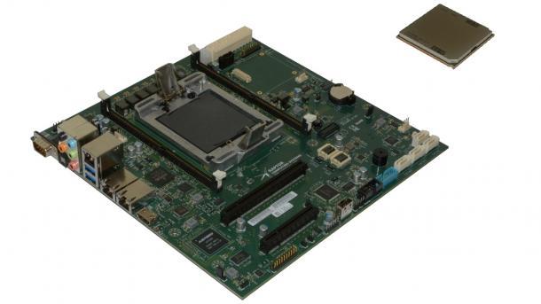 Power9-Mainboard mit offener Firmware und CPU für 1000 US-Dollar