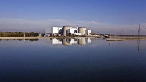 Atomkraftwerk Fessenheim geht 2020 vom Netz