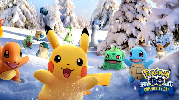 Pokémon Go feiert Mega-Community-Day