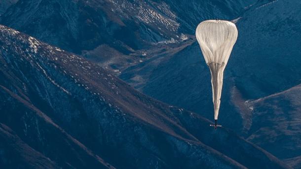 Darpa testet Windsensor für Stratosphären-Ballons in Höhen bis 27 Kilometer