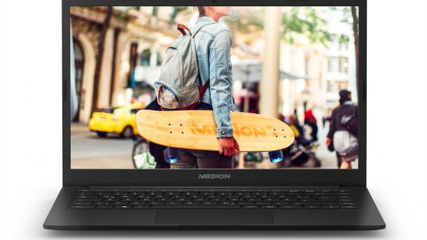 Lüfterloses Aldi-Notebook ab 13. Dezember für 300 Euro: 14 Zoll, Full-HD-Display und USB-C