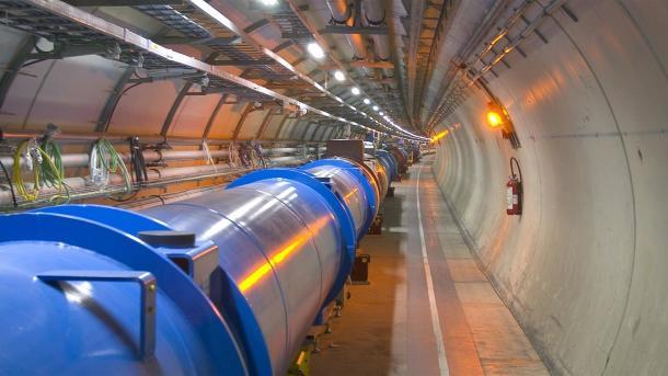 LHC beendet zweiten Durchlauf: Teilchenbeschleuniger bis 2021 außer Betrieb