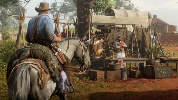 Red Dead Online: Wenn das Spielen zur Arbeit wird