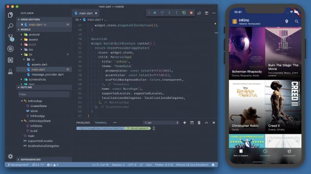 Cross-Plattform-Entwicklung: Google gibt Flutter 1.0 frei