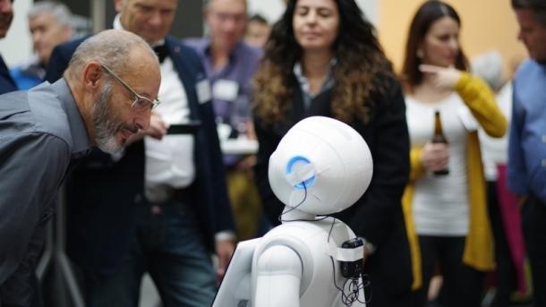 Schweizer Gewerkschaft nimmt Roboter als Mitglied auf