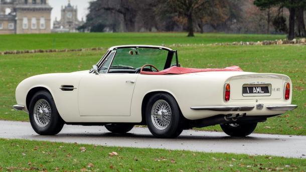 Elektroautos: Aston Martin elektrifiziert Klassiker