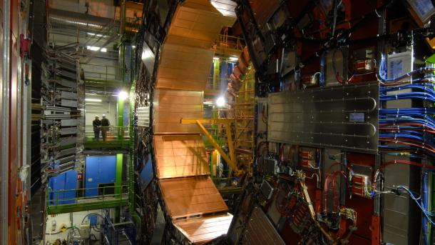 Missing Link: Vom Wert des LHC – Vor dem Wissen kommt das Schätzen und Suchen