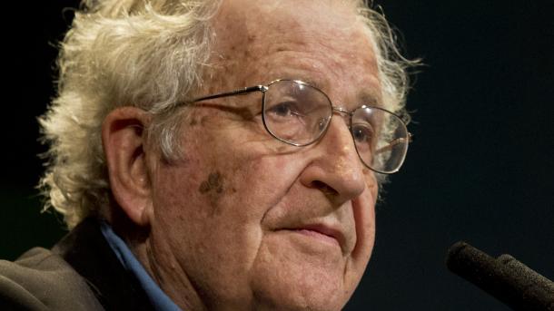 Ein Influencer der anderen Art: zum 90. Geburtstag von Noam Chomsky
