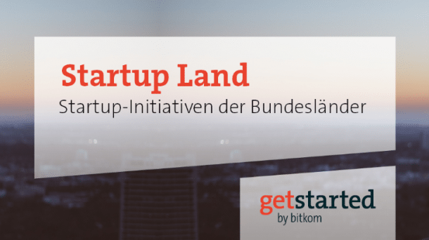 Interaktive Karte zeigt Start-up-Initiativen der Länder