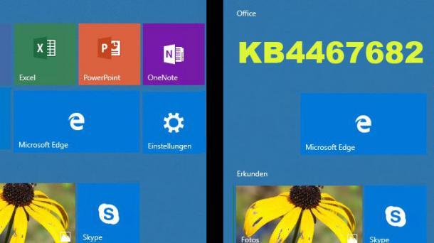 Microsoft zieht Update zurück, dieses Mal für Windows 10 Version 1803