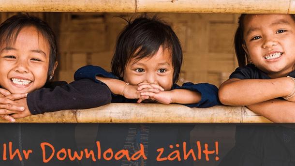 Weihnachtsaktion: SoftMaker spendet für jeden Gratis-Download an Hilfsprojekte