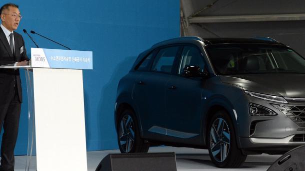Hyundai investiert 6 Milliarden Euro in Brennstoffzellen