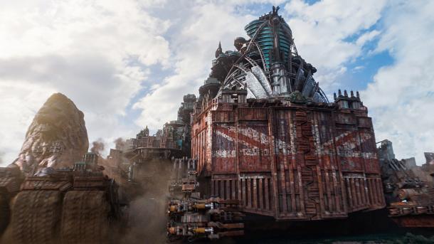 Mortal Engines: Ein bisschen Steampunk für Teenies