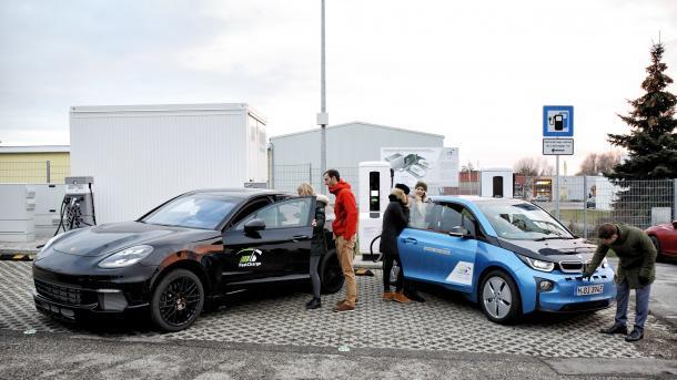 """""""FastCharge"""" für Elektroautos: In 3 Minuten auf 100 km Reichweite"""
