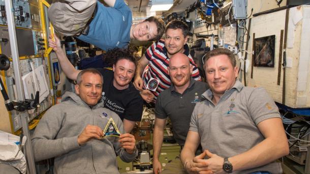 Astronaut Gerst: ISS-Kommando an Russen Kononenko übergeben
