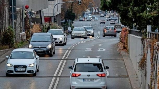 Diesel-Fahrverbot für Darmstadt ist beschlossene Sache