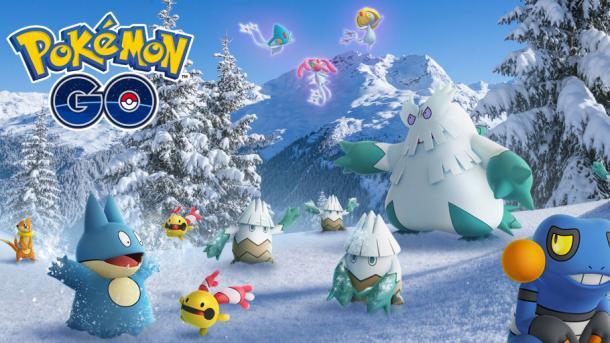 Pokémon Go: Weihnachts-Events, neue Raid-Bosse