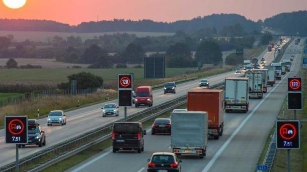 Section Control: Bundesweit erstes Streckenradar geht bei Hannover in Betrieb