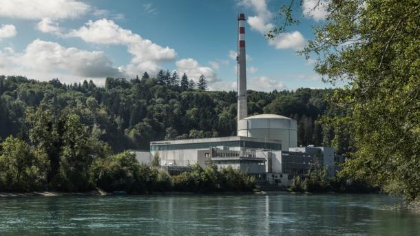 Schweizer Atomkraftwerk Mühleberg geht 2019 vom Netz
