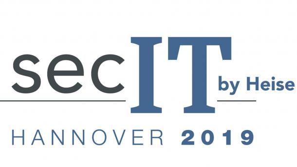 Programm der secIT 2019: Redaktionell ausgewählte Vorträge sind komplett