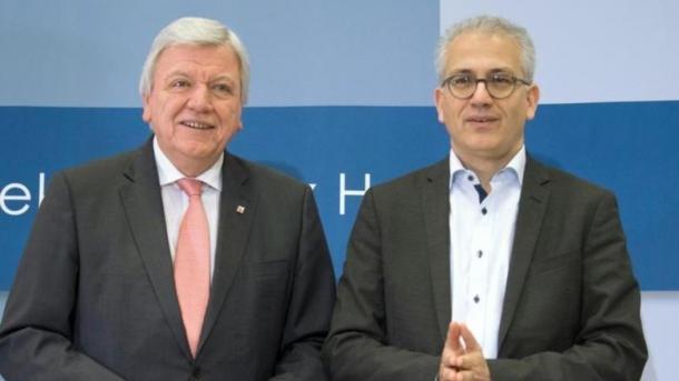 Hessen: Schwarz-Grün will IP-Tracking, Taser und mehr Videoüberwachung