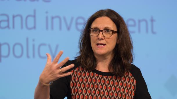 EU geht gegen erzwungenen Techniktransfer nach China vor