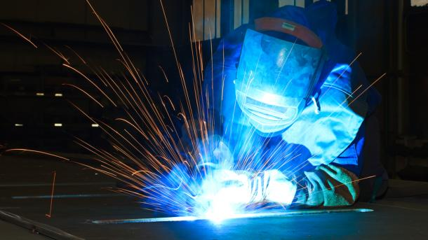 Schweißer, Arbeitsplätze, Facharbeiter, Jobs