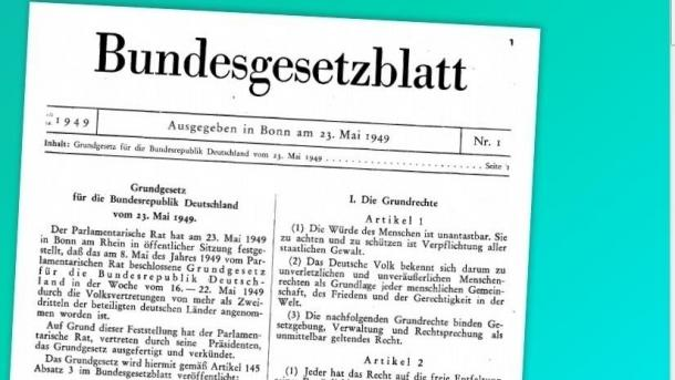 Elektronische Gesetze: Offenes Bürgerportal soll Bundesgesetzblatt ablösen