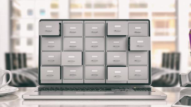 Die Zukunft der Archive: Ein Gedächtnis fürs Internet und Quellcode