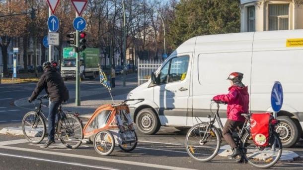 ADAC erwartet Anstieg bei Verkehrstoten - Mehr Radfahrer getötet