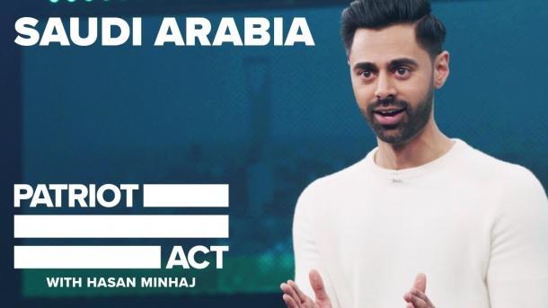 Netflix blockiert Comedy-Sendung nach Kritik aus Saudi-Arabien