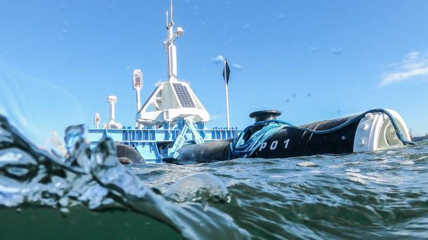 """""""The Ocean Cleanup"""": Vorläufiges Aus für Plastikmüll-Fänger"""