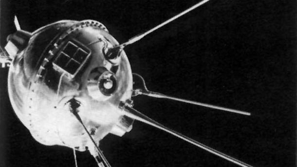 Brisanter Fehlschlag vor 60 Jahren: Luna 1 saust am Mond vorbei