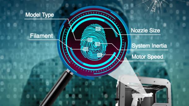 3D-Druckgut ist nicht anonym