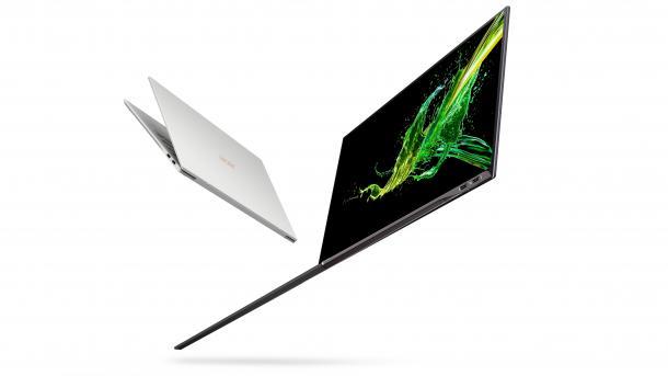 Swift 7: Acer zeigt besonders flaches und leichtes 14-Zoll-Notebook