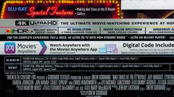 HDR10+: Fox veröffentlicht überraschend erste UHD-Blu-ray mit dynamischem HDR-Bild