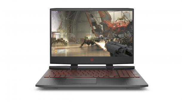 Omen 15: HP zeigt Gaming-Notebook mit 240-Hz-Display