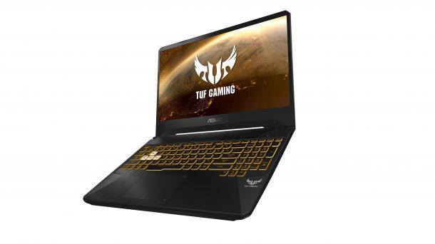 Asus bringt Gaming-Notebooks mit AMD Ryzen
