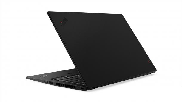 Lenovo zeigt 2019er-Modelle der ThinkPad-X1-Notebooks