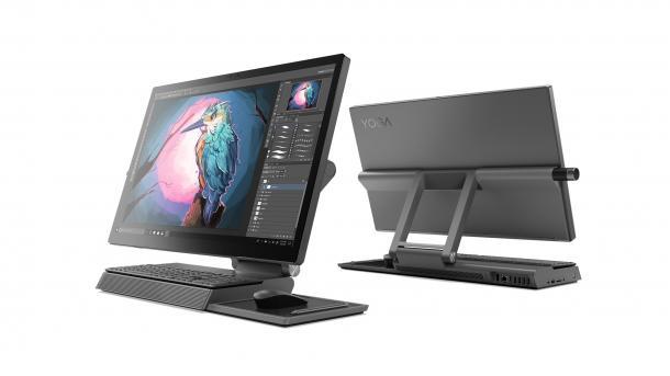 Yoga A940: Surface-Studio-Konkurrent von Lenovo