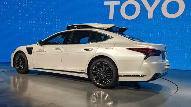 Toyota Guardian soll Unfälle verhindern