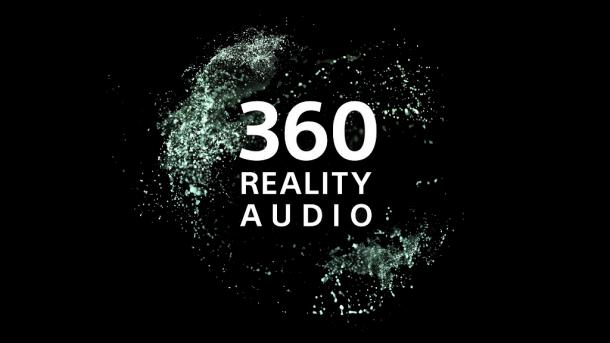 """""""360 Reality Audio"""": Sony brint Musik von allen Seiten"""