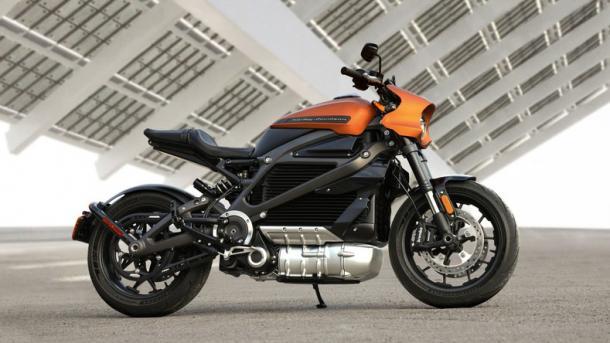 Harley-Davidsons Elektro-Motorrad LiveWire soll 30.000 US-Dollar kosten